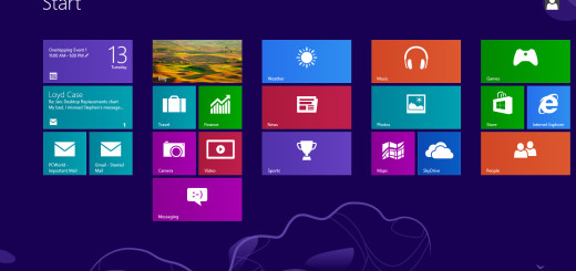 Windows 8 ilustračná fotografia