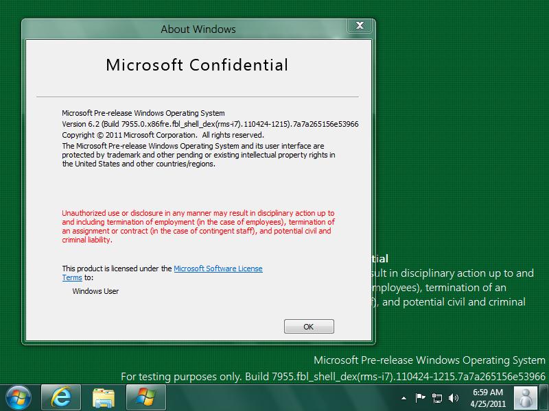 Inštalácia Windows 8