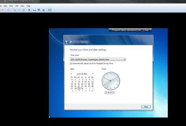 VMware vizualizácia 2